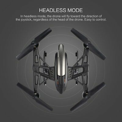 FPV 2.4Ghz 4CH JXD509G RC 6-Axis Quadcopter Drone with 2MP HD Camera RTF UFO EX