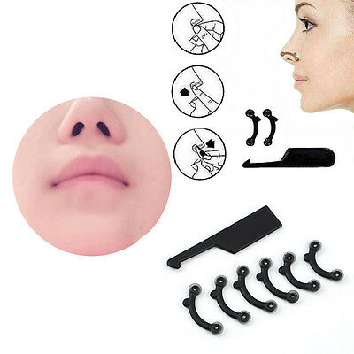 1 Set Nose Up Lifting Shaping Clip Clipper No Pain Shaper Beauty Tool 3 Size CN