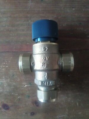 Oventrop Brawa-Mix / Powermax / Flowmax Thermostatic blending / mixing valve