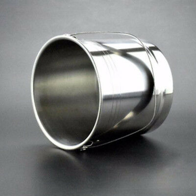 1L Silver Stainless Steel Ice Punch Bucket Wine Beer Cooler Champagne Party