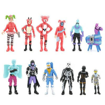 12Pc Fortnite Character Toy Game Action Figure Model Kids Gift Collection Set US
