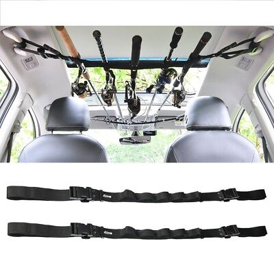 Fishing Vrc Vehicle Rod Fishing Rod Holder Belt Strap With Tie Suspenders