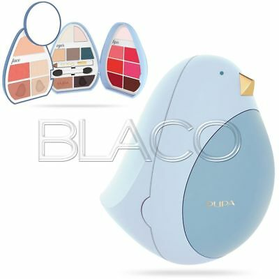 Pupa Trousse Cofanetto Trucco Make Up Lovely Bird 4 - Colore 004