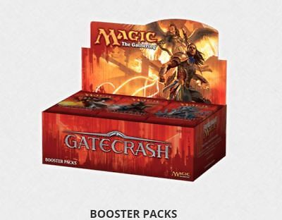 1x Gatecrash Booster Factory Sealed Box x1 GTC MTG Magic 36 packs English card