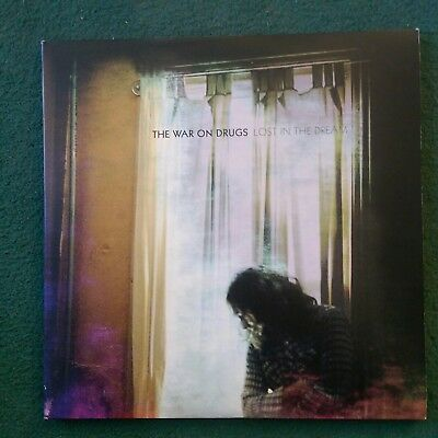 The War On Drugs : Lost in the Dream VINYL (2014)
