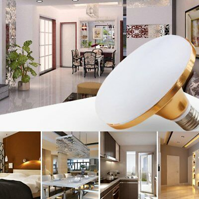 Waterproof Dustproof Aluminum Home Indoor Energy-saving Lamp Round Shaped LU