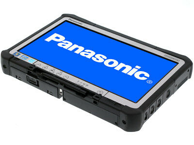 "Panasonic Toughbook CF-D1 MK2 Notebook 13,3"" Core i5 4GB RAM 500GB HDD"