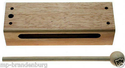 Hayman Woodblock THAI WOOD BLOCK LARGE MALLET Percussion-Instrument