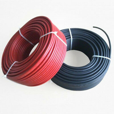 Extension Cable Wire MC4 Waterproof 2.5 square Single-Core 30A Durable 1 Pair