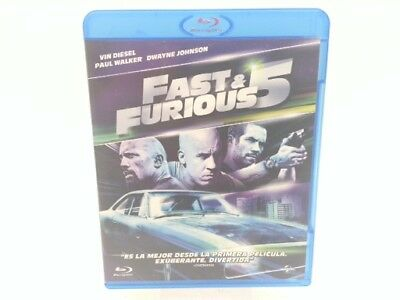 Pelicula Bluray Fast And Furious 5 4229251