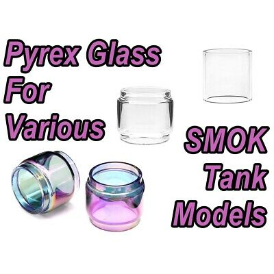 Smok Tfv8 Baby, X, Big, Tfv12 Cloud Beast King, Prince, Pen 22 Bubble Tank Glass