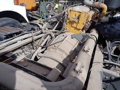 ALLISON TRANSMISSION MODEL MD3060 ONLY 32 546 Miles