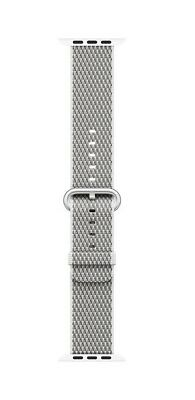 Apple MQVL2AM/A 42mm Woven Nylon Smartwatch Replacement Band for Watch Series