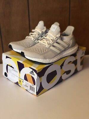 Details about Adidas Ultra Boost 1.0 Cream Chalk Size 12 US