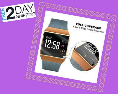 premium tempered glass Screen Protector for Fitbit Smart Watch