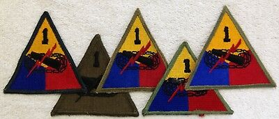 1st Armored Division Variations