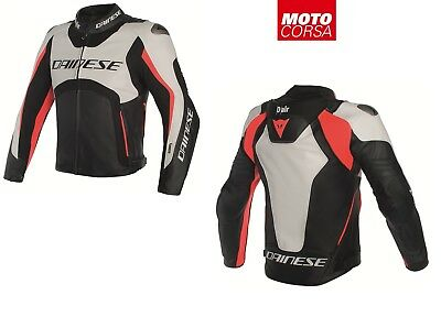 Dainese D-Air Misano Perforated Jacket sz 54 Euro / Large