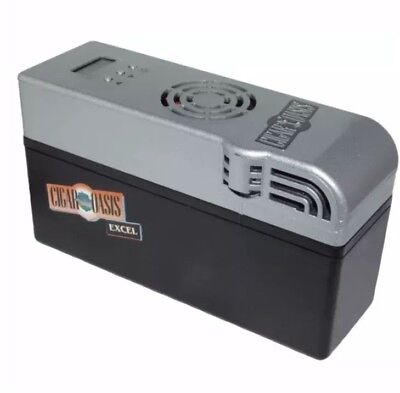 Cigar Oasis Excell Humidifier for Humidors With Ribbon And Block-FOR PARTS!READ!