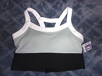 71b0a3a95fb7e Size XS Fabletics Robyn High Support Padded Wire Free Sports Bra BA1720178