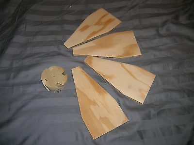 whirligig propeller kit