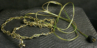 Power Cord and Chain Assembly for Budweiser Carousel Parade Clydesdale Lamp