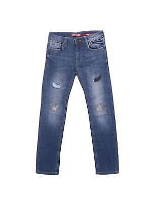 GUESS L83A05D37I0 Blu-DCHH Jeans Bambino Autunno/Inverno