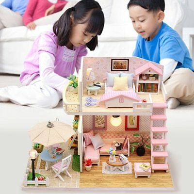 LOL SURPRISE DOLL HOUSE Made with REAL WOOD - SURPRISES !!