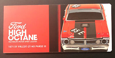 Australian Fifty 50c cent coin - 2018 Ford Motorsport XY GTHO Falcon Coloured