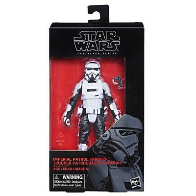 Star Wars The Black Series No. 72 Imperial Patrol Trooper 6-Inch IN STOCK USA