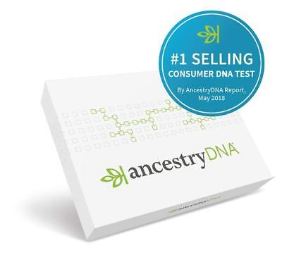 AncestryDNA, Genetic Testing - DNA Ancestry Test Kit, New,Sealed , Free SHIPPING