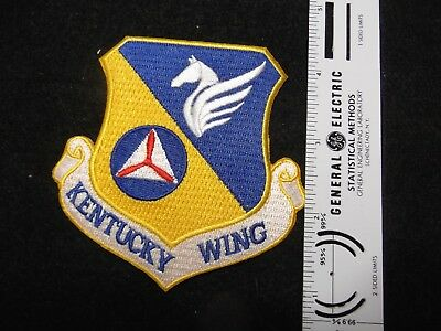 Civil Air Patrol Kentucky Wing 2018 prototype patch USAF Air Force Auxiliary