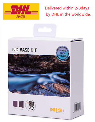 NiSi Filters 100mm ND Base Kit(ND8+ND64)