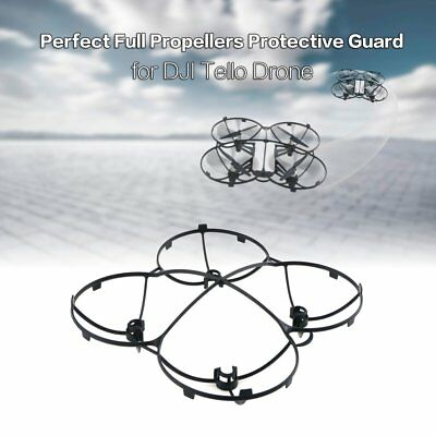 Propeller Blade Prop Propellers Protective Guard Cover for DJI Tello Drone RL
