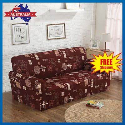 EASY Stretch Couch Sofa Lounge Covers Recliner Loveseat Seater Dining Chair Cove