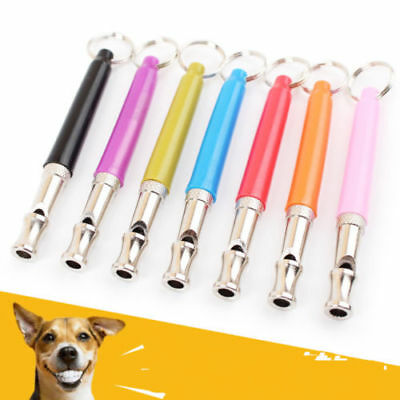 Dog Accessories UltraSonic Supersonic Sound Pitch Silent Dog Pet Puppy Command T