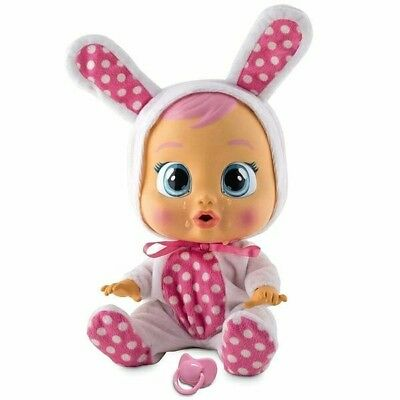 Cry Babies assorted doll Lea, Coney or Lala Crying Doll Real Tears Baby Official