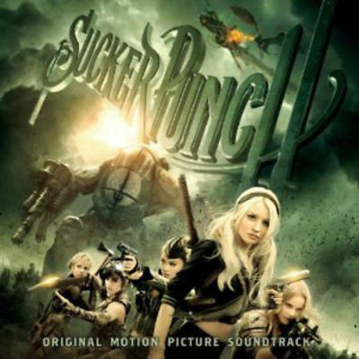 Sucker Punch (Motion Picture Soundtrack) [New & Sealed] CD Various Artists