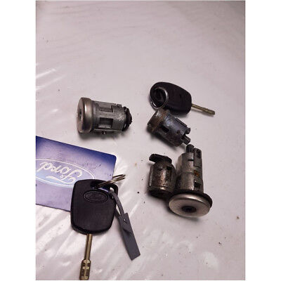 Neiman kit complet occasion (barillet serrure clé) FORD FIESTA 217218369