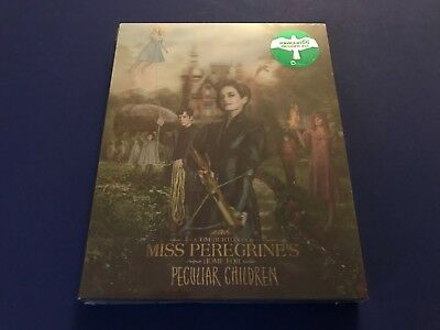 Miss Peregrine's Home for Peculiar Children Ltd. Steelbook KE NO 46B - 597/600