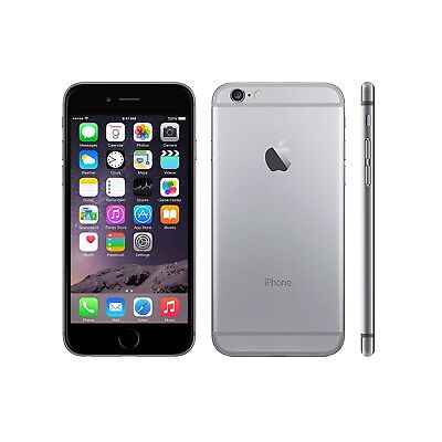 Movil Apple iPhone 6 Plus A1524 64GB Gris Espacial Sin Huella Digital | B