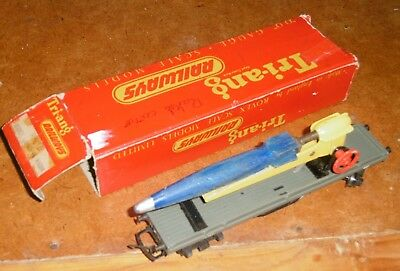 TRI-ANG HORNBY RAILWAYS part Small Station Set R458A with