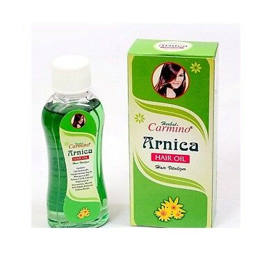 PACK OF 5 SBL Arnica Montana Hair Oil With Tjc suitable for