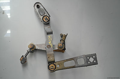 Vauxhall adam gear linkage
