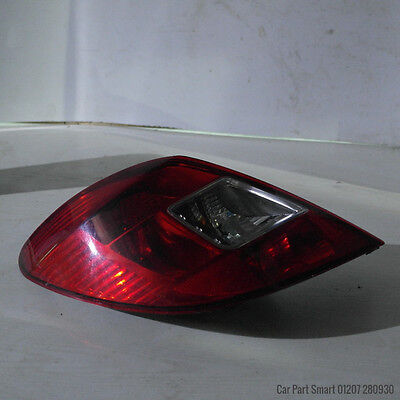 Vauxhall Corsa  D 5 door drivers side rear light cluster  COR1-2-G1