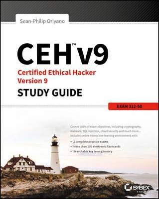 CEH v9: Certified Ethical Hacker, Version 9 Study Guide - Quick delivery - Pdf -