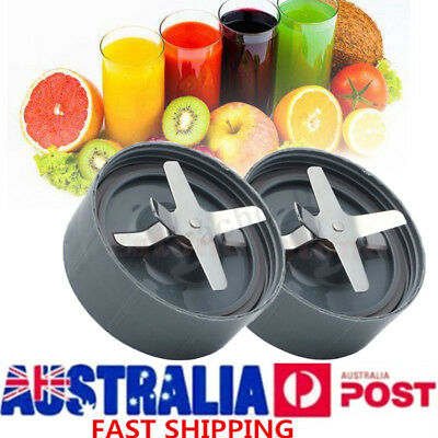 Extractor Blade Cross 600W/900W Replacement Part For Nutri Bullet Nutribullet AU