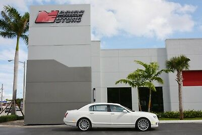 2012 Bentley Flying Spur Flying Spur Speed 2012 FLYING SPUR SPEED - LOW MILES- BEST COLORS - AMAZING CONDITION