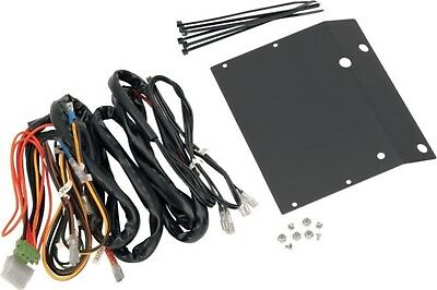 Hogtunes Amp Adapter Kit with Wiring Harness for Harley Road Glide 98-13