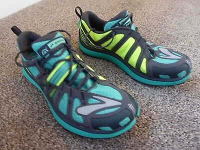 Ladies Brooks Pure Grit 2 Trail Shoes UK 5 Ultra Cross Country