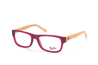 f7ed205c2b Authentic Ray Ban Eyeglasses RB5268 5553 Matte Violet Frames 52MM Rx-ABLE